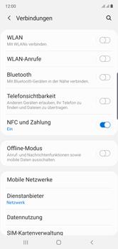 Samsung Galaxy Note 10 - Internet und Datenroaming - Manuelle Konfiguration - Schritt 7