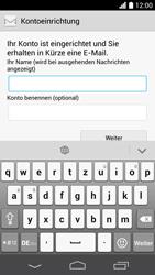 Huawei Ascend P6 LTE - E-Mail - Konto einrichten - Schritt 21