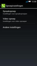 Alcatel OT-6012X Idol Mini - Voicemail - handmatig instellen - Stap 6