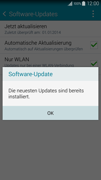 Samsung Galaxy Note 4 - Software - Installieren von Software-Updates - Schritt 10