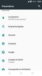 Wiko WIM Lite - Sécuriser votre mobile - Activer le code de verrouillage - Étape 4