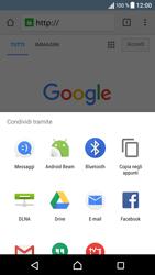 Sony Xperia XA - Internet e roaming dati - Uso di Internet - Fase 22