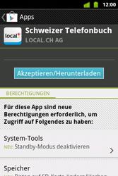 Alcatel OT-983 - Apps - installieren von Apps - Schritt 9