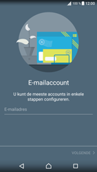 Sony Xperia XA - E-mail - e-mail instellen (outlook) - Stap 6