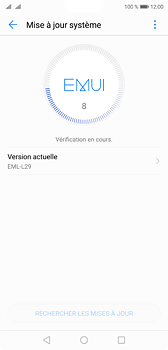 Huawei P20 - Logiciels - Installation de mises à jour - Étape 5