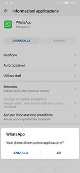 Huawei P30 Pro - Applicazioni - Come disinstallare un