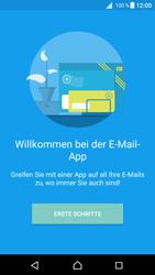 Sony Xperia Z5 Compact (E5823) - Android Nougat - E-Mail - Konto einrichten (yahoo) - Schritt 4