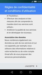 Huawei P8 Lite - Applications - Créer un compte - Étape 9