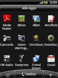 HTC Wildfire - Bluetooth - Geräte koppeln - 5 / 13