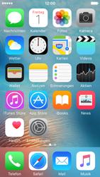 Apple iPhone SE - Apps - Einrichten des App Stores - Schritt 2