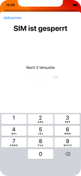 Apple iPhone X - iOS 13 - MMS - Manuelle Konfiguration - Schritt 14