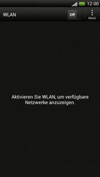 HTC Z520e One S - WLAN - Manuelle Konfiguration - Schritt 5