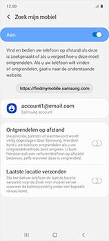 Samsung galaxy-a51-sm-a515f - Beveiliging en ouderlijk toezicht - Zoek mijn mobiel inschakelen - Stap 7