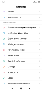 Xiaomi Mi Mix 3 5G - Prise en main - Comment ajouter une langue de clavier - Étape 3