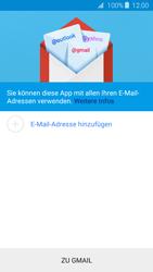Samsung J320 Galaxy J3 (2016) - E-Mail - Konto einrichten (gmail) - Schritt 6