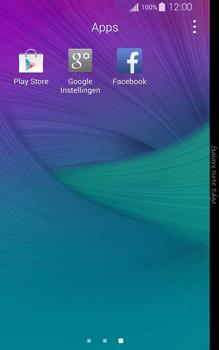 Samsung Galaxy Note Edge - apps - account instellen - stap 3
