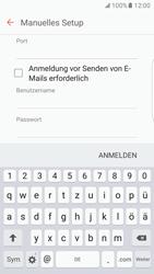 Samsung Galaxy S7 Edge - E-Mail - Manuelle Konfiguration - Schritt 14