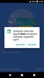 Sony Xperia XZ - Android Oreo - E-Mail - Konto einrichten (outlook) - Schritt 12