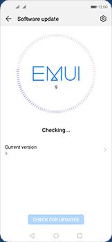 Huawei Nova 5T - Software - Installing software updates - Step 5