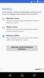 Sony Xperia X Compact - E-mail - configurazione manuale - Fase 20