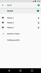 LG Nexus 5X - Android Oreo - Wifi - configuration manuelle - Étape 6