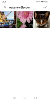 Huawei Y5P - Contact, Appels, SMS/MMS - Envoyer un MMS - Étape 17
