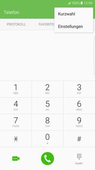 Samsung G928F Galaxy S6 edge+ - Android M - Anrufe - Rufumleitungen setzen und löschen - Schritt 5