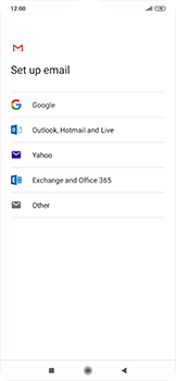 Xiaomi RedMi Note 7 - E-mail - 032c. Email wizard - Outlook - Step 7