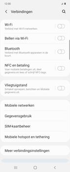Samsung Galaxy Z Flip Single-SIM + eSIM (SM-F700F) - NFC - NFC activeren - Stap 5