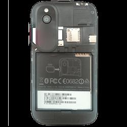 HTC T328e Desire X - SIM-Karte - Einlegen - Schritt 4