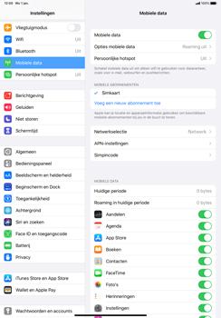 Apple iPad Pro 11 inch 2nd generation (2020) (Model A2230) - Internet - Handmatig instellen - Stap 4