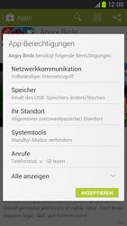 Samsung Galaxy S III LTE - Apps - Installieren von Apps - Schritt 17