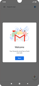 Xiaomi RedMi Note 7 - E-mail - 032c. Email wizard - Outlook - Step 13