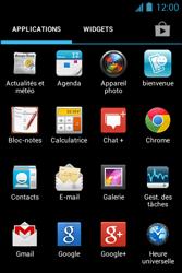 Bouygues Telecom Bs 351 - E-mails - Ajouter ou modifier un compte e-mail - Étape 3