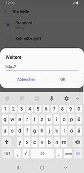 Samsung Galaxy S9 - Android Pie - Internet - Manuelle Konfiguration - Schritt 30