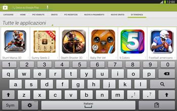 Samsung Galaxy Tab 3 10-1 LTE - Applicazioni - Installazione delle applicazioni - Fase 14