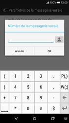 HTC Desire 626 - Messagerie vocale - Configuration manuelle - Étape 7