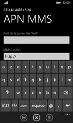 Nokia Lumia 530 - MMS - Configuration manuelle - Étape 9