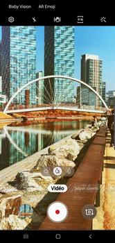 Samsung Galaxy S10 Plus - Photos, vidéos, musique - Créer une vidéo - Étape 14