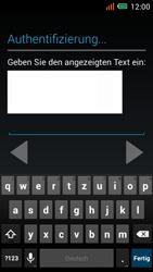 Alcatel One Touch Idol Mini - Apps - einrichten des App Stores - Schritt 19