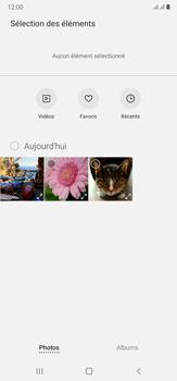 Samsung Galaxy Note20 Ultra 5G - Contact, Appels, SMS/MMS - Envoyer un MMS - Étape 17