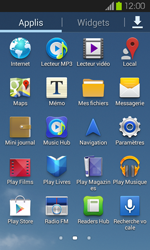 Samsung Galaxy S2 - Photos, vidéos, musique - Ecouter de la musique - Étape 3