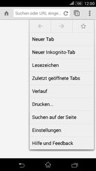 Sony Xperia E4G - Internet - Manuelle Konfiguration - 23 / 29
