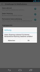 Huawei Ascend Mate - Ausland - Im Ausland surfen – Datenroaming - Schritt 8