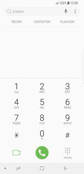 Samsung Galaxy S9 - Voicemail - Handmatig instellen - Stap 4