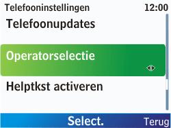 Nokia C3-00 - Buitenland - Bellen, sms en internet - Stap 5
