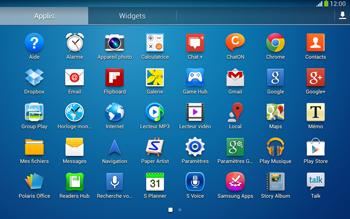 Samsung P5220 Galaxy Tab 3 10-1 LTE - MMS - Envoi d