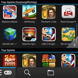 BlackBerry Q10 - Apps - Herunterladen - 6 / 21