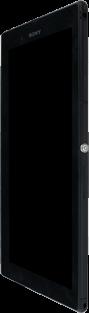 Sony Xperia Z Ultra LTE - SIM-Karte - Einlegen - Schritt 2
