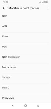 Alcatel 1S (2020) - Premiers pas - Configurer l